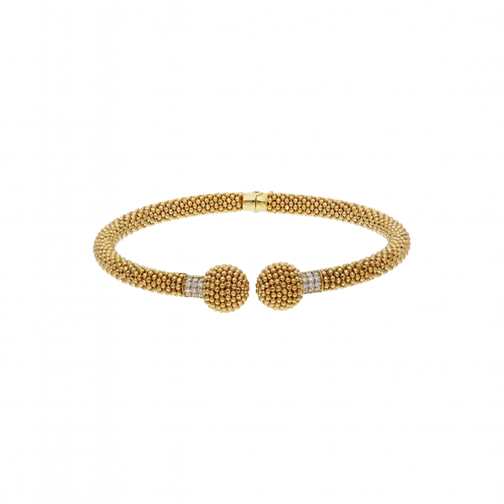 Bracelet Made of 18 Kt...