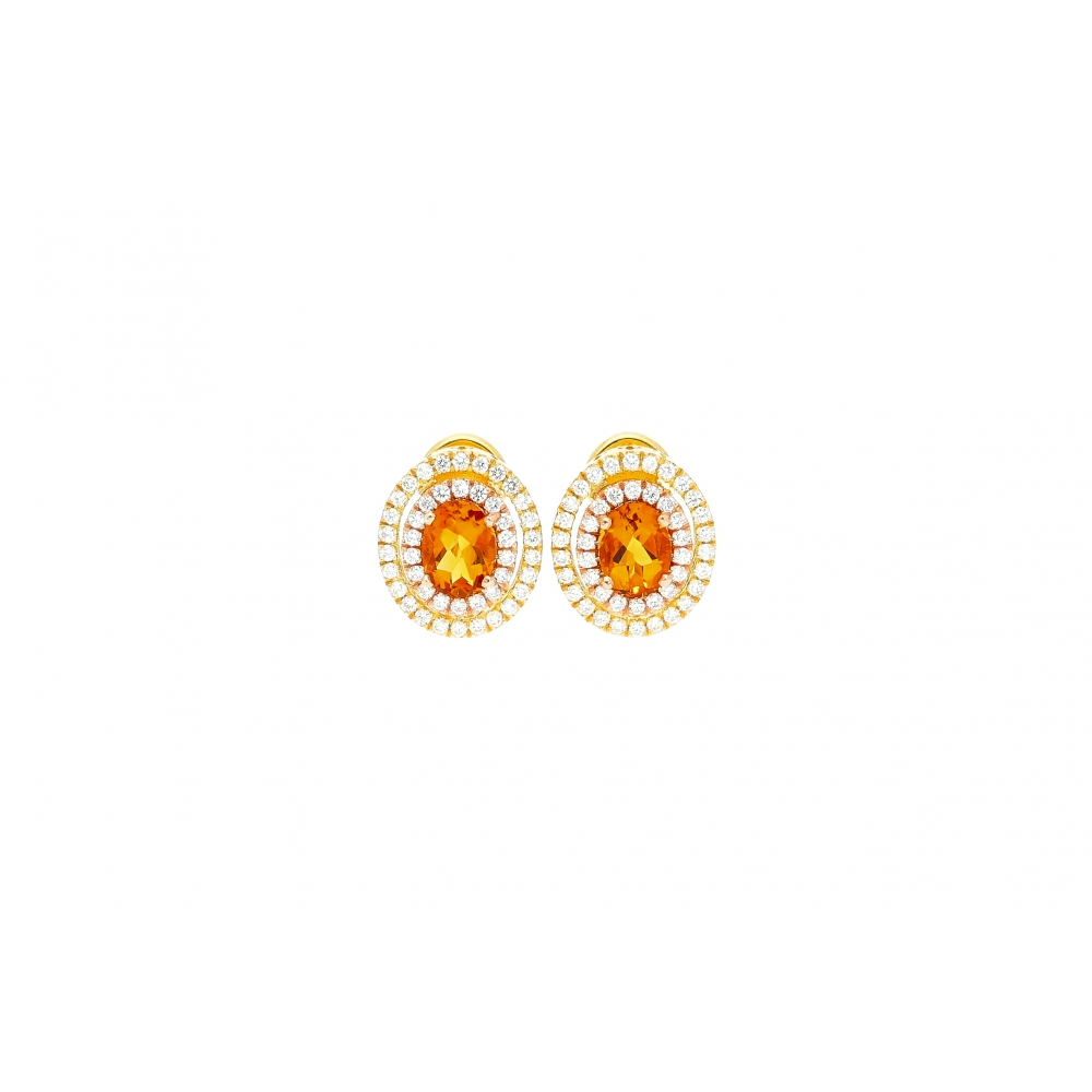 Saturno Collection earrings...