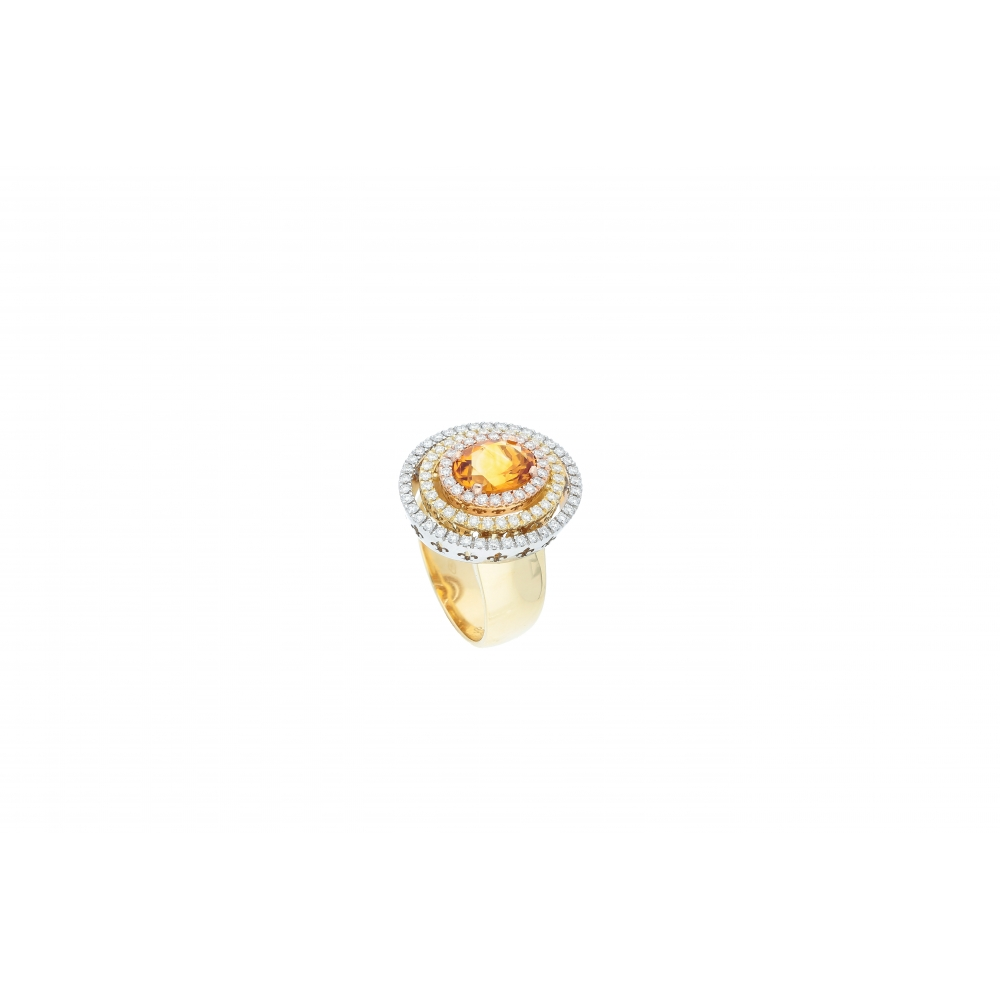 Saturno Collection Ring...