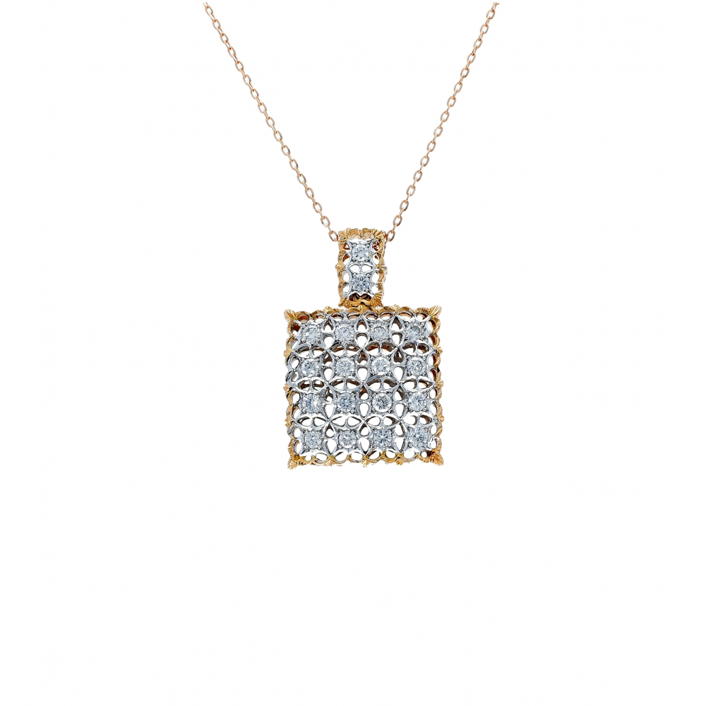 Florentine Diamond necklace...