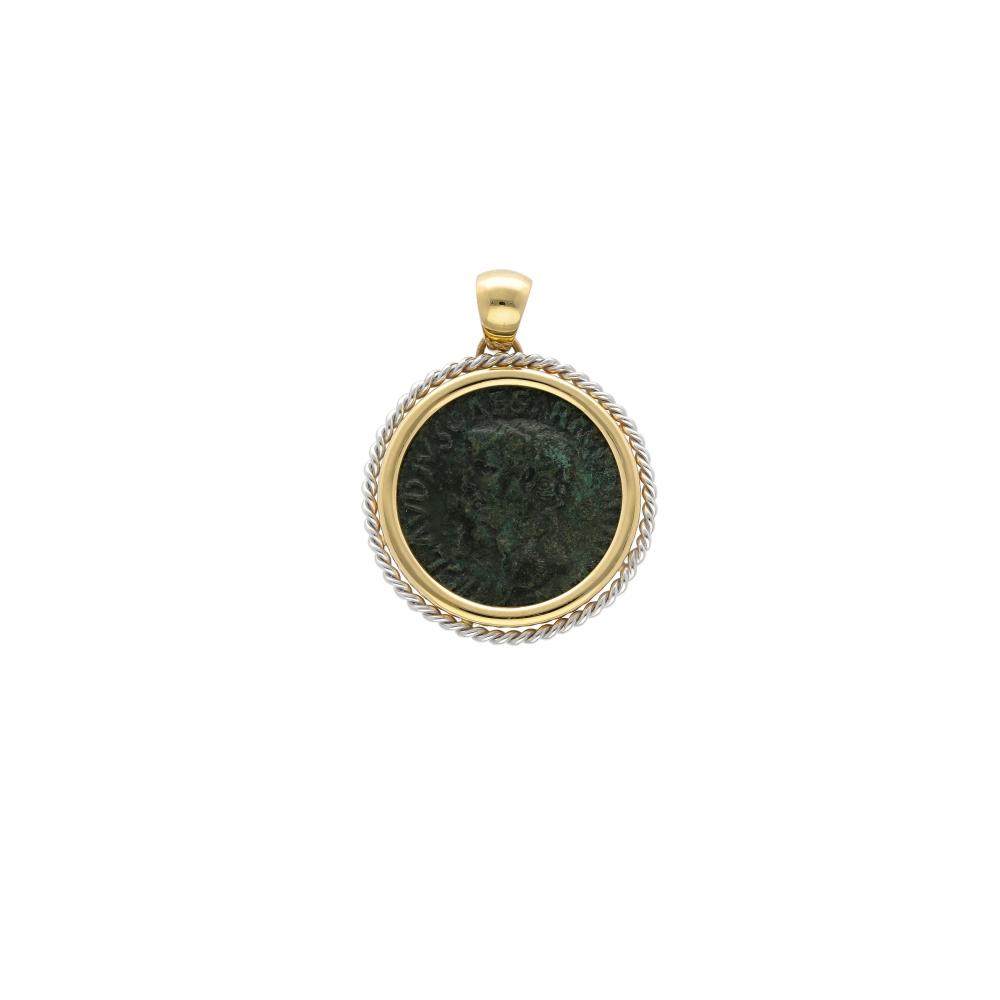 Emperor Claudius Roman Coin...