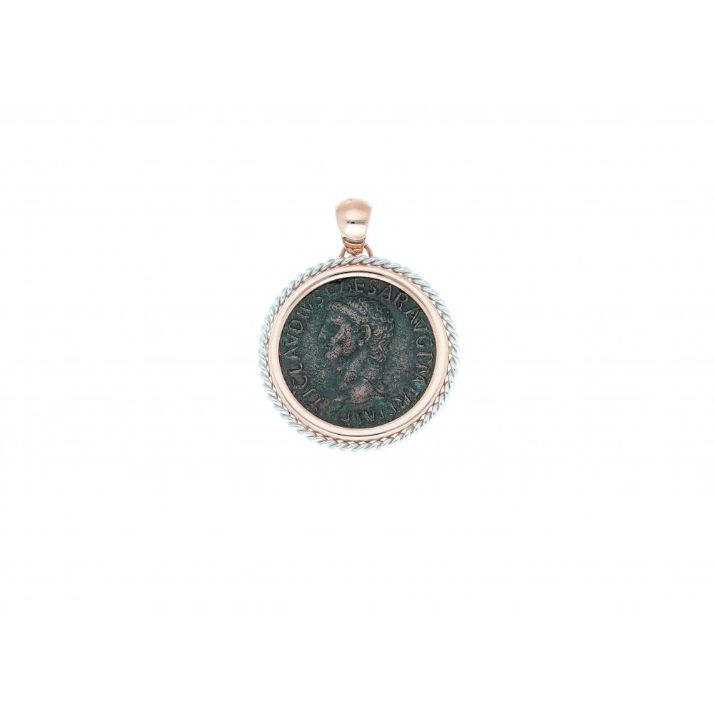 Roman coin Emperor Claudius...