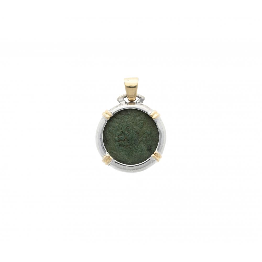 Roman Coin Emperor...