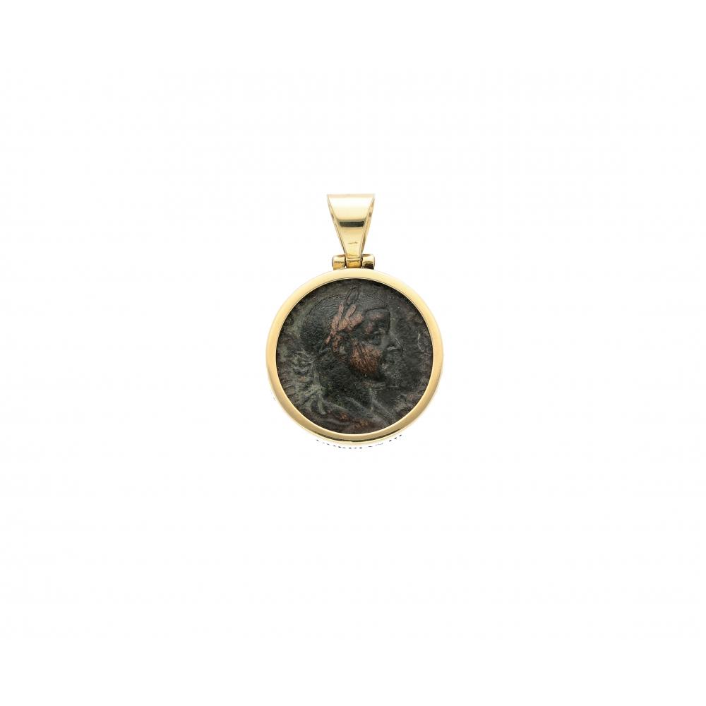 Roman Coin Emperor Gordian...