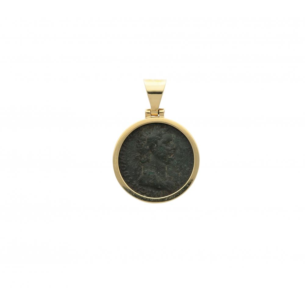 Emperor Domitian Roman Coin...